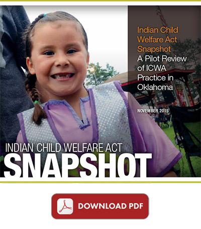 ICWA Snapshot